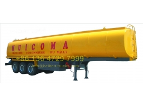 china 40 cbm oil tanker semitrailer manufacturer