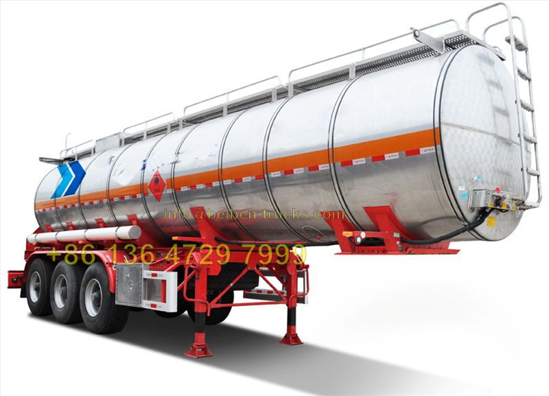 china fuel tanker tanker trailer supplier for africa