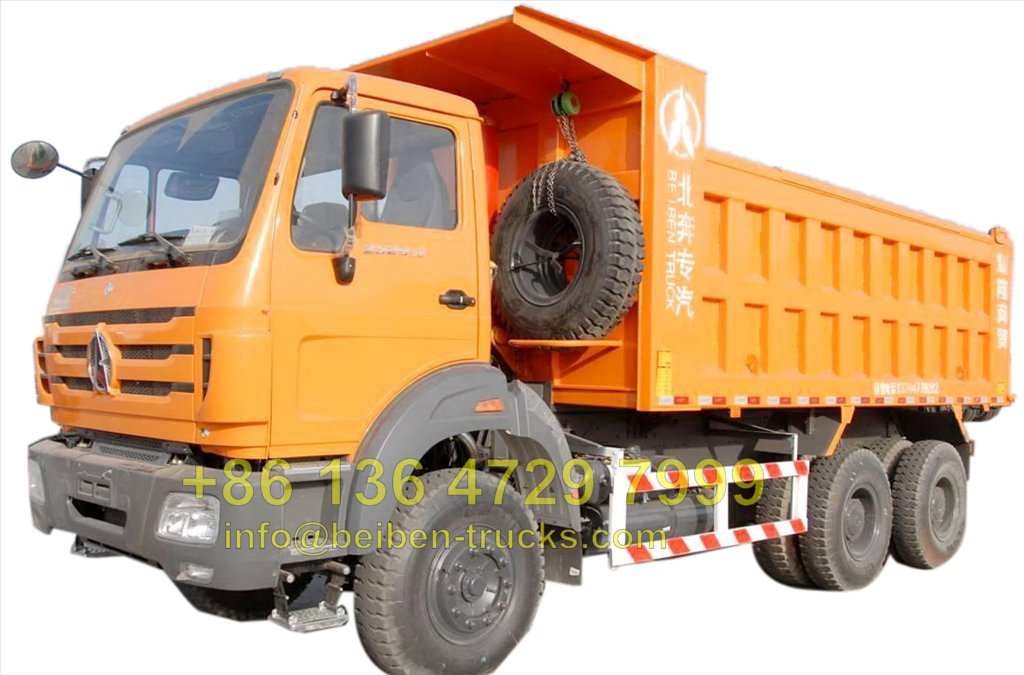 North benz 2534 dumper manufacturer