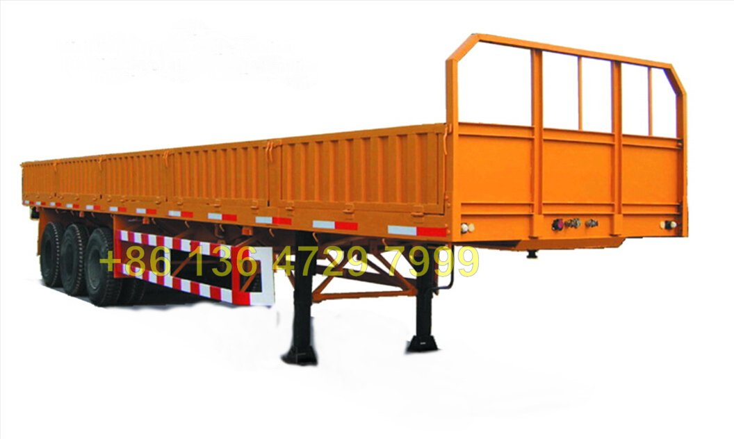 china 60 T bogie suspension semitrailer manufacturer