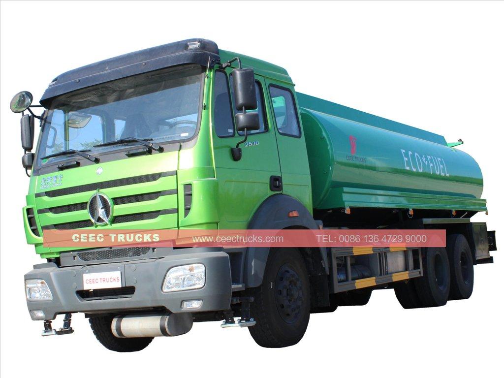 china beiben 2534 oil truck