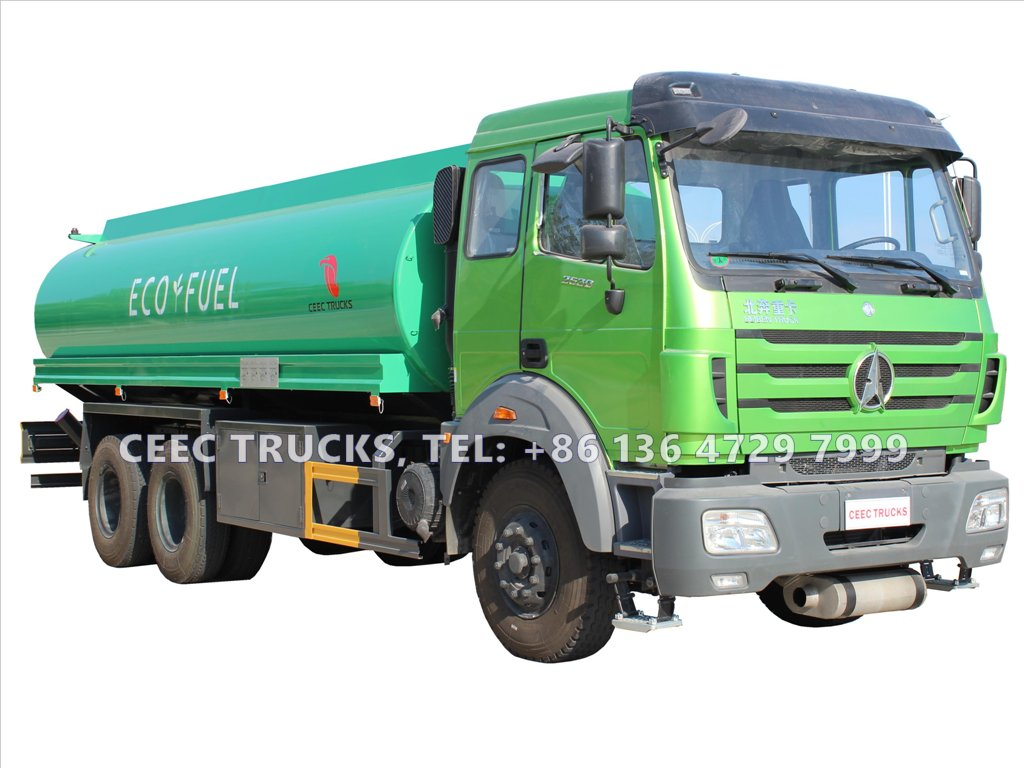 north benz 20 cbm fuel tanker