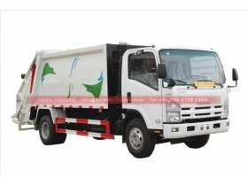 china garbage loader truck supplier