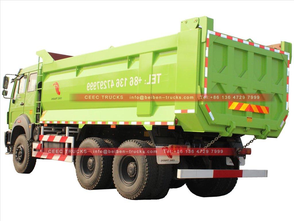 beiben dump truck supplier