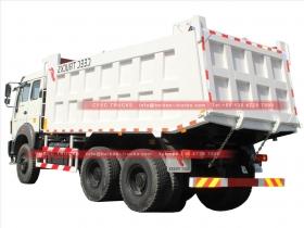 16 CBM beiben dump truck