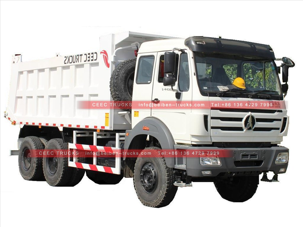 africa beiben dump truck supplier