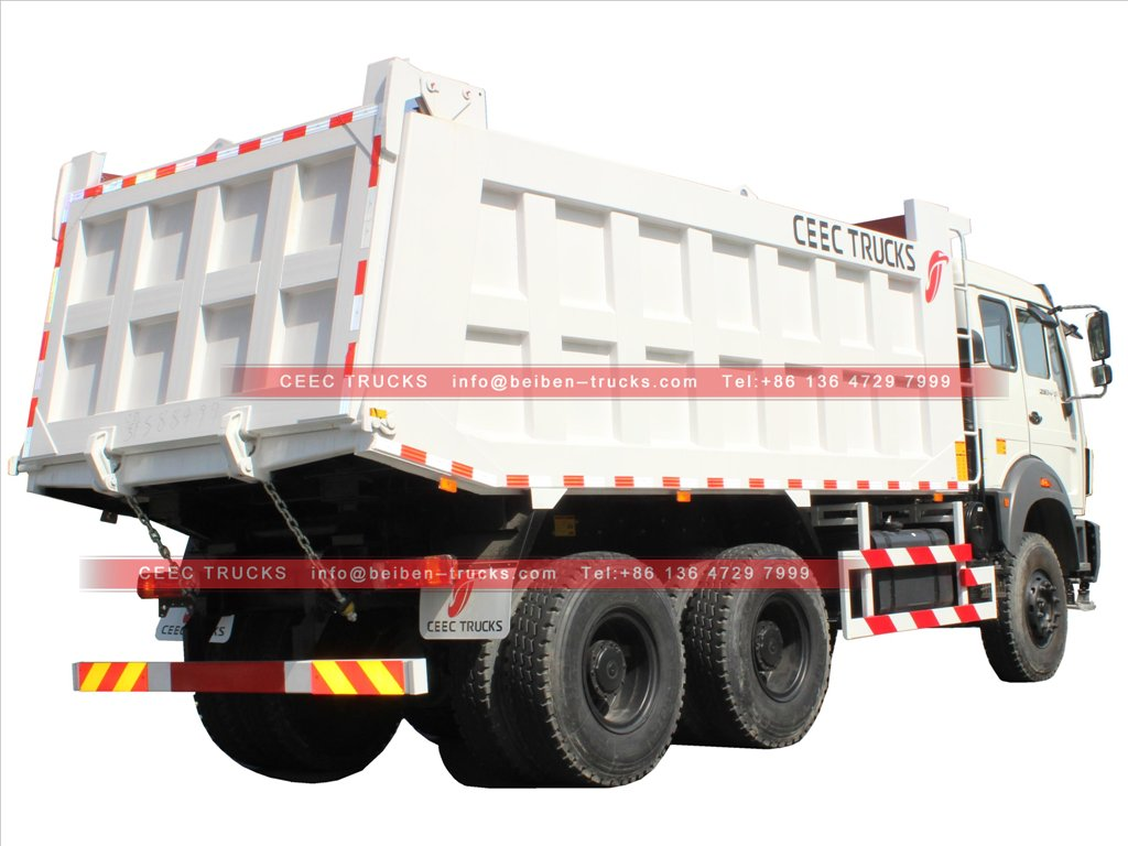 china beiben dump truck 40 T