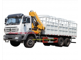congo beiben 2638 cargo truck supplier