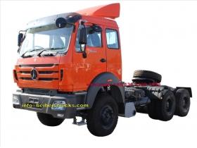 north benz 2538 prime mover supplier
