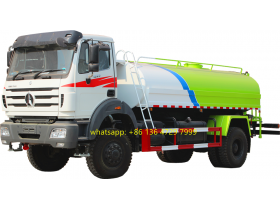 High Quality Beiben 1929 water truck