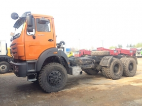 High Quality Beiben 6*6 drive truck