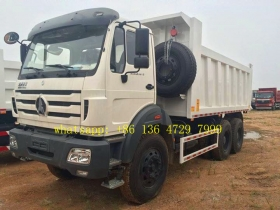High Quality Beiben 2538 dump truck