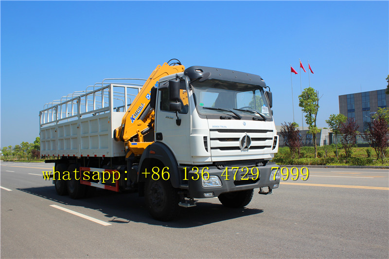 congo beiben NG80B cargo truck chassis