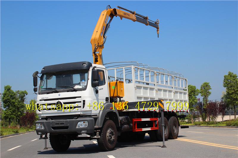 congo beiben 10 wheeler truck supplier