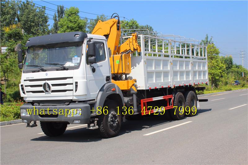 congo north benz 2638 truck supplier