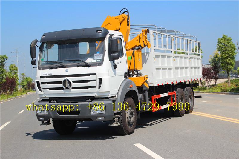 africa beiben 2638 cargo truck