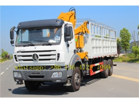 congo beiben 380 hp truck supplier