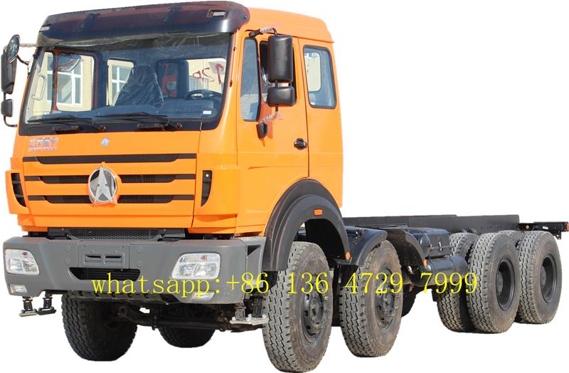 beiben 3138 cargo truck supplier