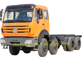 beiben 3138 cargo truck supplier