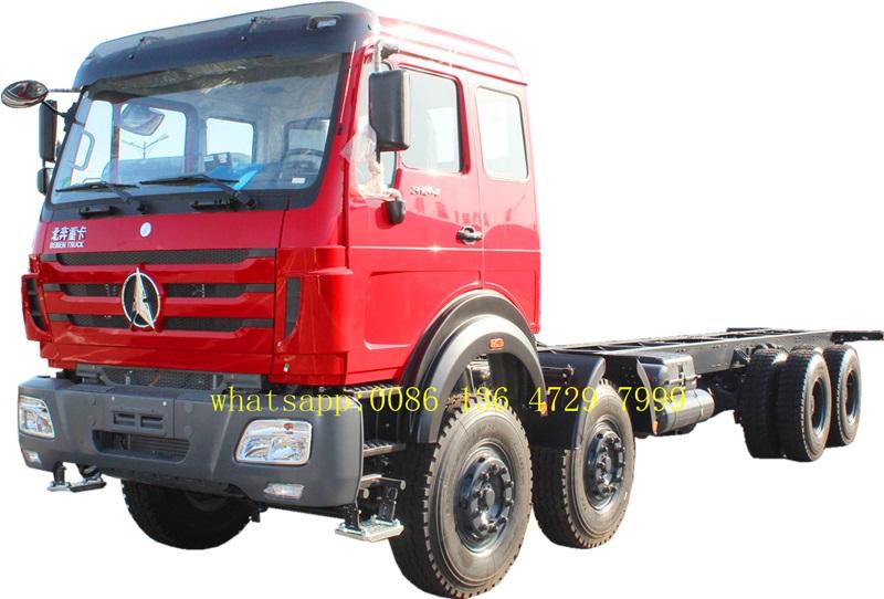 beiben 3134 cargo truck chassis