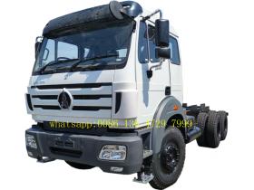 kenya beiben 2638 truck chassis