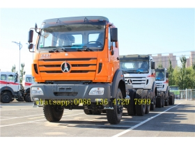 beiben 2634 truck chassis