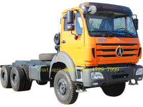 congo beiben 2638 cargo truck chassis