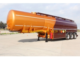 Petroleum Tank Trailers 50000 Liters supplier