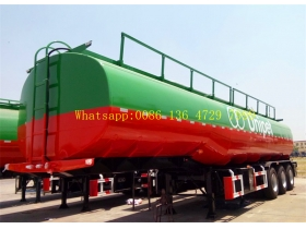 Crude Oil Tank Semi Trailer Fuel supplier