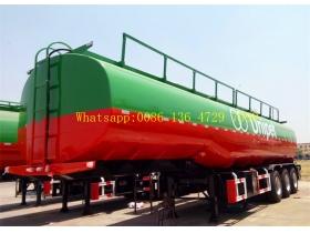 Crude Oil Tank Semi Trailer Fuel supplier