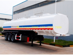 60000 Liters Petrol Diesel Crude Oil tanker trailers supplier
