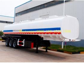 60000 Liters Petrol Diesel Crude Oil tanker trailers supplier