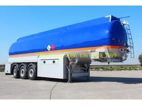 9000 Gallon Fuel Tanker Semi Trailer supplier