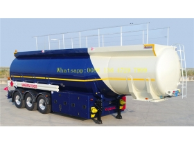 Flammable Fuel Tanker Truck 35000 L