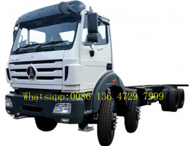 kenya beiben 12 wheeler truck chassis
