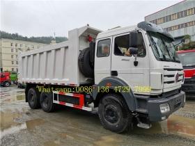 kenya beiben 2638 dump truck