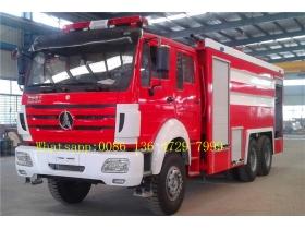 beiben fire trucks supplier