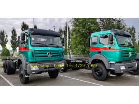 congo beiben 2642 cargo trucks supplier