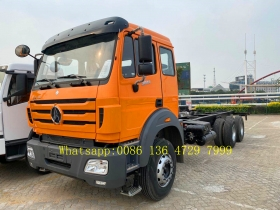 congo beiben 2642 truck chassis