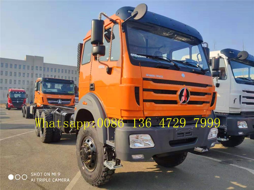 beiben 2642 congo truck