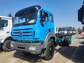 china beiben 2642 truck chassis