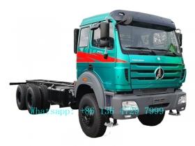 congo beiben 2642 cargo trucks supplier