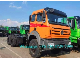 congo beiben 2642 truck