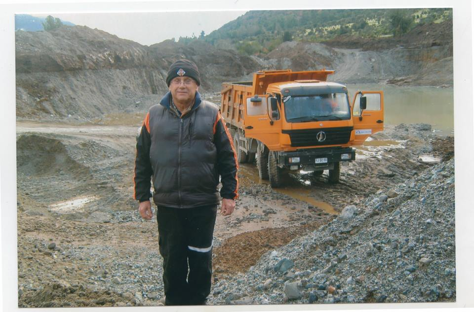 South america customer give good assement on the beiben 2534 dump trucks