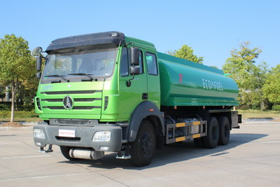 Beiben 2530 fuel truck in production