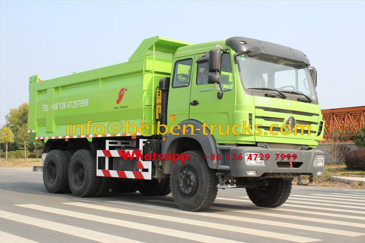 North benz dump truck 60 T capacity
